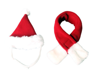 Christmas Hot selling Christmas pet dog cat hat