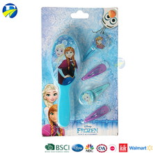 FJ brand frozen hair accessories sets bulk promotional gift for kids favorite promotional gift