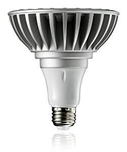 Samsung SI-P8V183DB1US - 18 Watt - Dimmable LED - PAR38 Reflector Lamp - Flood 25 Degree - 3000K Warm White - 1130 Lumens - 75 Watt Equal - Medium Base - 120 Volt