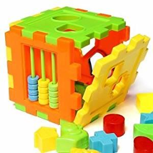 Baby Children Matching Sorting Building Blocks Box Intelligence Toy