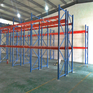 Warehouse Material Handling Storage System of Selective Pallet Racking