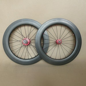 17inch carbon wheels bmx 369 wheels Front:20H Rear 28H