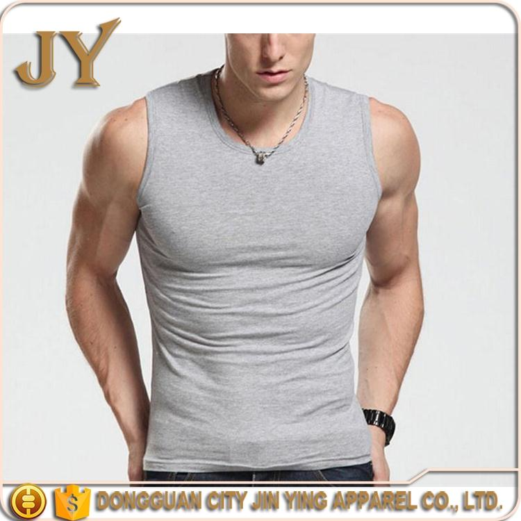 Summer Style Tank Tops Men Undershirt 2016 High Quality Mens Vest Bodybuliding Gym Singlets Sleeveless Fitness Apparel
