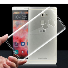 Transparent tpu cover case for ZTE Blade A1,mobile phone accessories hard PC phone case for ZTE Blade A1