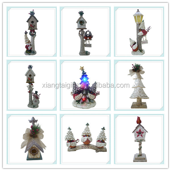 Polyresin Christmas Angel Figurine