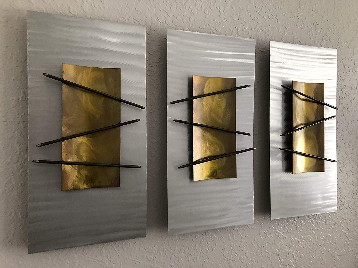 3 piece metal wall art rot iron get quotations piece metal wall art cheap piece art find deals on