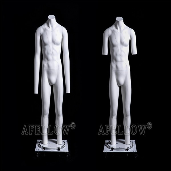 hot sale ghost mannequin window display magic ghost series model removable parts ghost mannequin