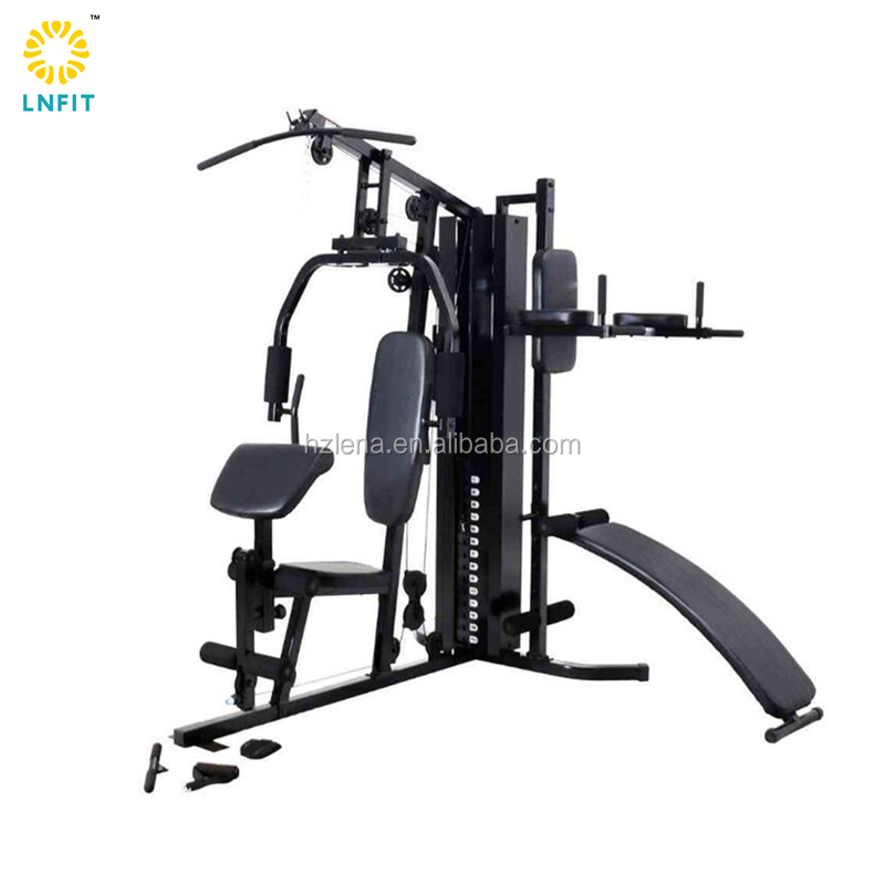 Seated Schouder Pers Multi Station Gym oefening apparatuur