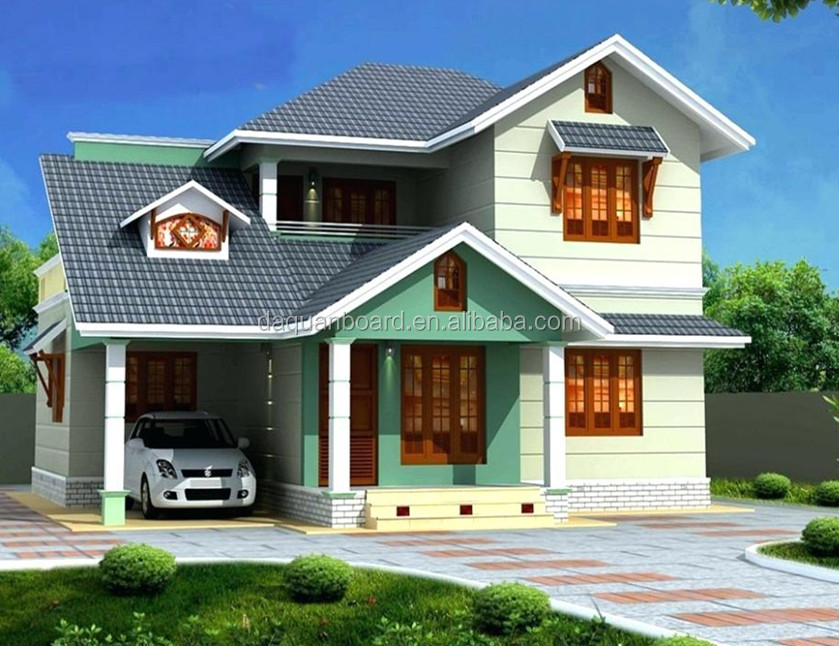 China Fast Construction Modern Beautiful Prefab House Models