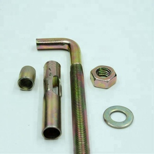 Astm A325 Stainless Steel Anchor Bolts And Nuts M8-M16