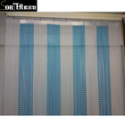 Custom made office or hotel used metal chain curtain vertical blinds