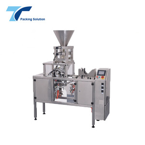 Automatic Foshan rice bag given packaging machine, cheap mini doypack machine