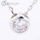 925 sterling silver jewellery diamond locket necklace
