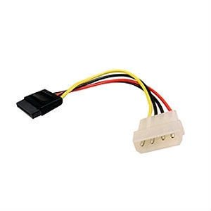 Stock Promotion-4 pin Power Cable,IDE to SATA