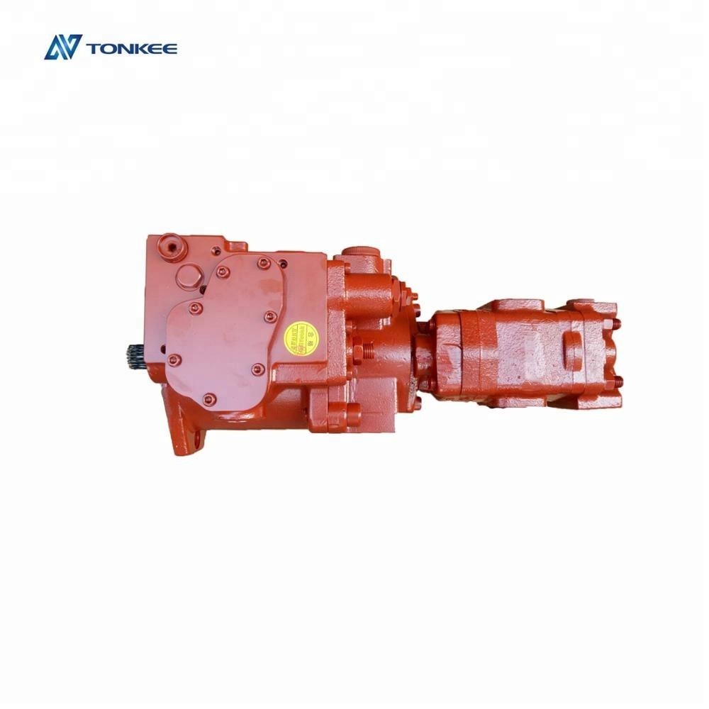 K3SP36B-101R-2001 main pump K3SP36B Hydraulic piston pump SK80SR SK80 SK60 mechanical Hydraulic main pump for kobelco