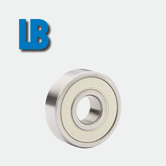 High Performance Precision Roller Skate 8 Mm Bearing Spacer