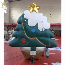 2 mt/5 mt hohen Aufblasbaren Weihnachten baum outdoor/indoor party dekoration