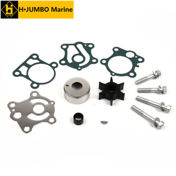 Maritime rotary pump water pump impeller repair kit for 40/50 HP yamaha 6H4-W0078-00