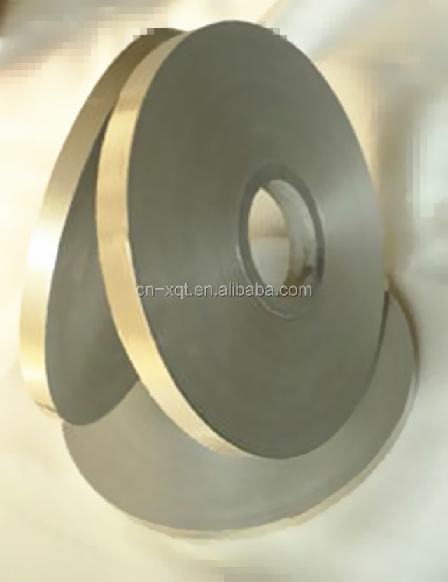 Insulation Material NHJ Phlogopite Mica Tape With Single Side Glass Fiber Cloth for Cable