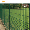 Promotion best security pvc coated welded double wire fencing