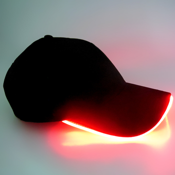 Promotion Wholesale Custom Bright Led Lighted Cap And Hat d13850e94b3