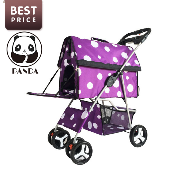 online kaufen gro handel luxury pet stroller aus china. Black Bedroom Furniture Sets. Home Design Ideas