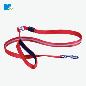 China Supplier Wholesale USB Rechargeable Flashing LED Dog Collar