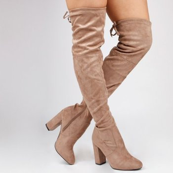 babf972b73e7e Thigh High boots for women Over the knee boots faux suede sexy Long Boots  Elastic, View suede over knee boots, OEM&ODM Product Details from Chengdu  ...