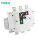 3 pole on load 100a changeover rotary isolator switch