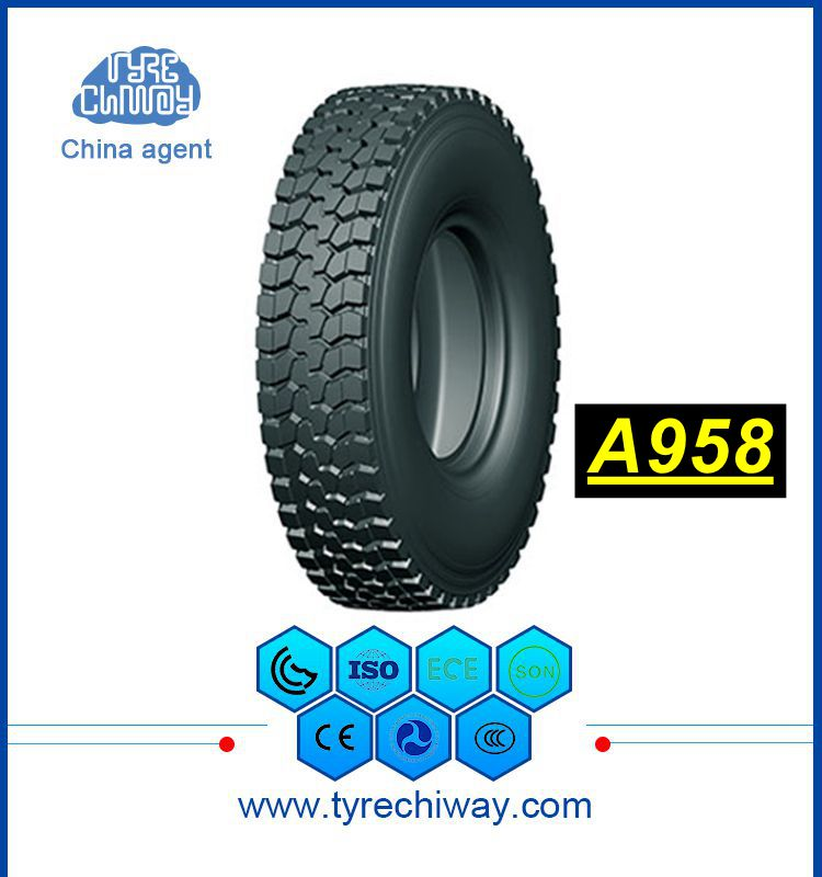 12.00r20 A9 tubeless tyre price anti puncture truck tyre
