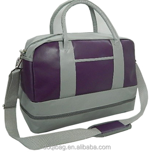 Highlander Water -Resistant Canvas Weekender Travel Duffle Bag