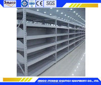 Low cost warehouse racking system
