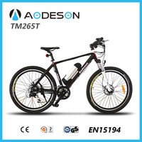 2015 top-rated carbon fiber electric bicycle/ce certificates mountain bike frame with moderate price for sale