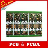Free HASL Double side PCB Clone&copy Manufacturer
