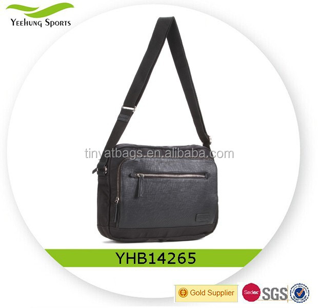 High quality wholesale laptop shoulder messenger bag