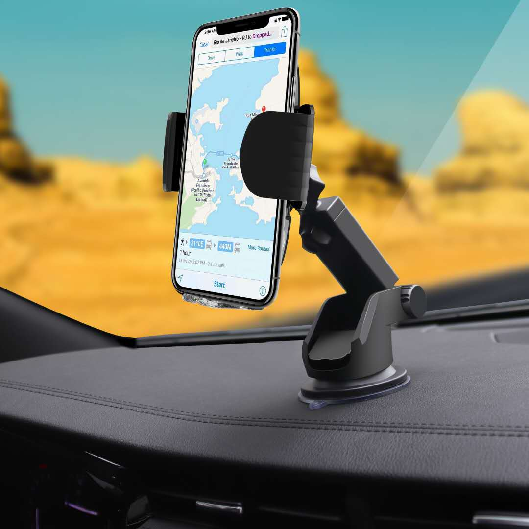 Hot Sale Automatic Universal Phone Holder 10W Qi Car Charger Cup Holder Wireless Car Charger