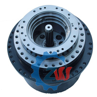 R225-9 planetary gearboxes for track drive