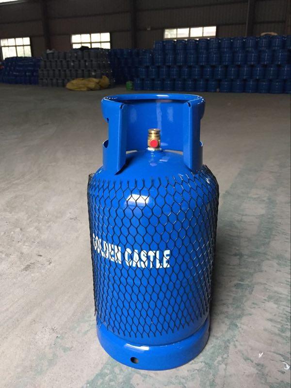 12 5 kg leeren lpg fl ssigkeit propangas zylinder mit. Black Bedroom Furniture Sets. Home Design Ideas