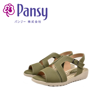 9000a3d6de851 Comfortable Flat Brand Ladies Sandals