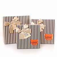 Favor Box Wedding Paper Box Packaging For Cosmetic And Gift