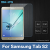 "Hot Sale 2mm 9H Anti Explosion Tempered Glass Screen Protector for Samsung Tab S2 9.7"" 8.0"" Perfetcly Fit Screen Film Guard"