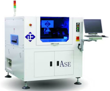 Automatic pcb stencil printer smt screen solder paste printing machine for led/pcb printing