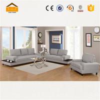 high quality vintage sofa set wood furniture