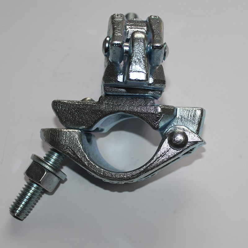 stainless steel swivel pipe repair clamp coupler