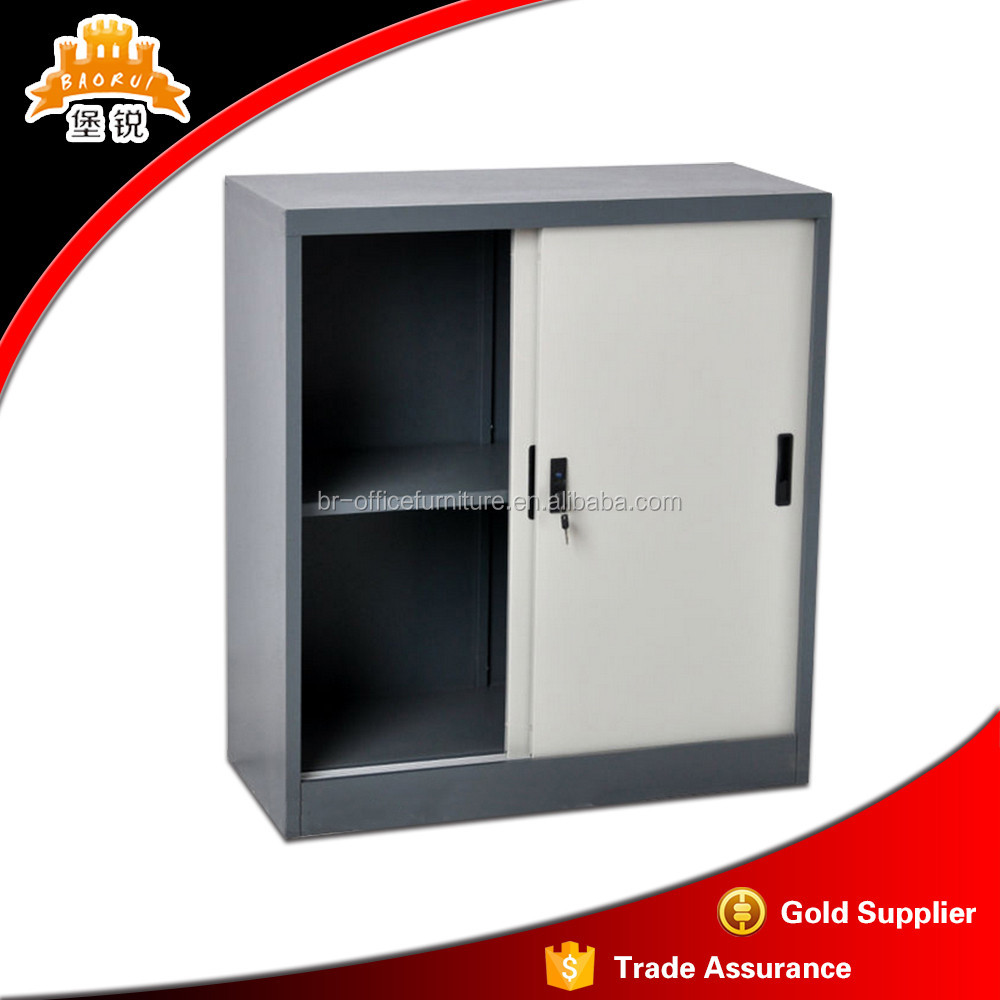 buy direct from china factory Binder office furniture metal office filing <strong>cabinet</strong> with sliding door