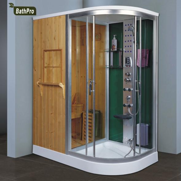 1 personen corner acryl material sauna und dampfraum. Black Bedroom Furniture Sets. Home Design Ideas