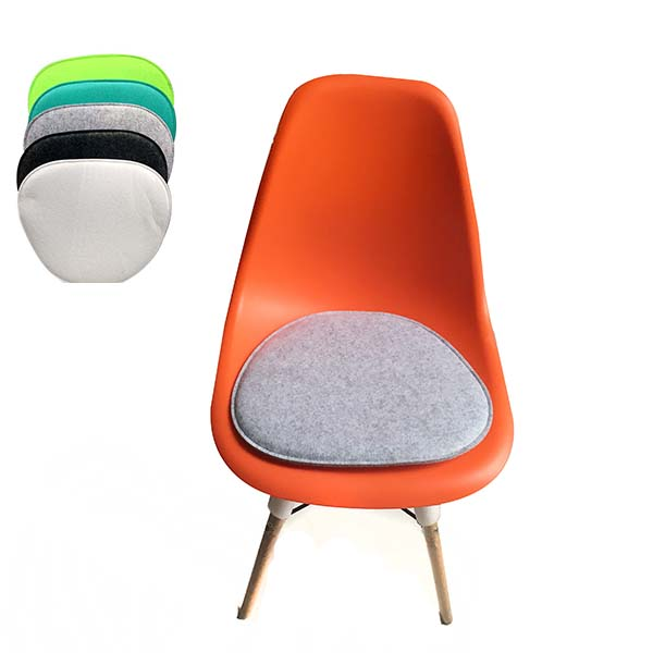 Seat Cushion Chair Pad Round Recycled Polyester Felt