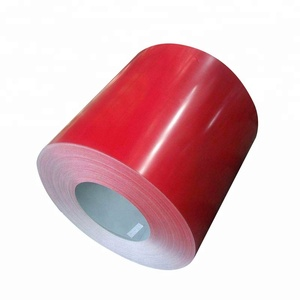 Color Coated Metal Sheet Prepainted Roofing Use PPGL PPGI Coil