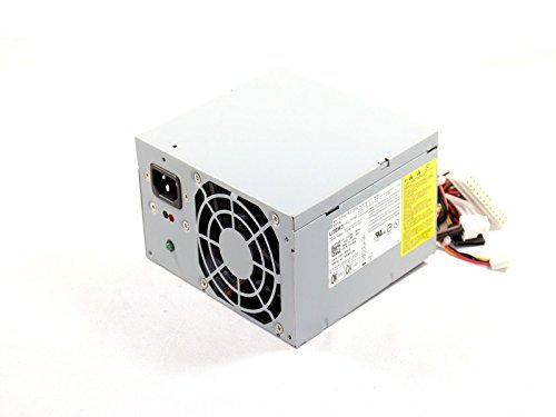 Genuine Dell 300W Watt Replacement Power Supply Brick PSU For Dell Vostro 200, 201, 400, 410, 430, 220, 260 Mini Towers Studio 540, 540s, Precision T1500, Inspiron 518, 519, 530, 531, 537, 540, 541, 545, 546, 560, 570, 580, 620 Mini Towers MT Systems Replaces Part Numbers: 9V75C, C411H, CD4GP,