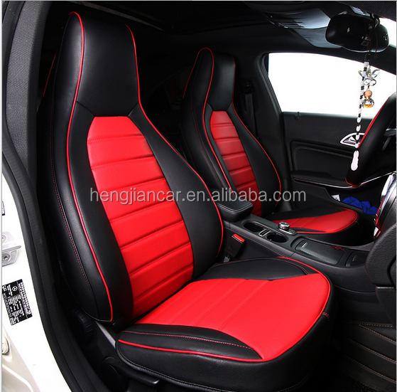 China Suppliers Leather Material Upmarket Cars Seat Cover Dubai ...